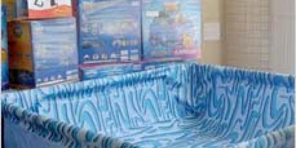 Piscinas pl sticas d o refresco contra o calor canal i ara for Piscinas plasticas redondas