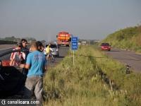 Caminhoneiro morre carbonizado na BR-101