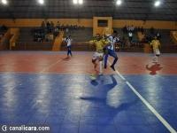 Braço do Norte domina jogo em Içara
