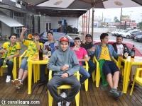Brasil desaponta em empate com México