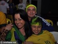 Brasil tira a Colômbia do caminho ao hexa