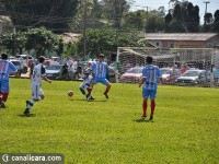 Presidente Vargas leva vantagem na estreia
