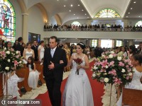 Paróquia São Donato oficializa 63 casais