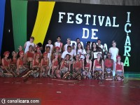 Festival propicia volta ao mundo pela dança