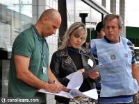 Polícia Militar auxilia distribuição de urnas