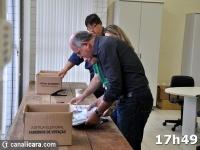 Acompanhe as imagens das Eleições 2014