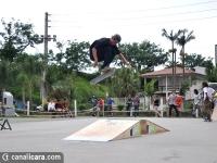 Elton Teixeira conquista amador de skate