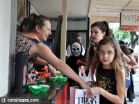 Halloween: Doces ou travessuras?