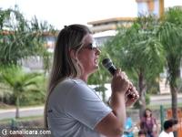 Policromia inicia pela Praça da Juventude