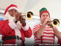 Internautas apresentam imagens do Natal
