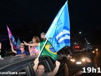 Galeria de imagens: confira o giro do Canal Içara nas Eleições 2020