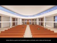 Santuário do Sagrado Coração de Jesus receberá urnas cinerárias a partir de janeiro de 2022