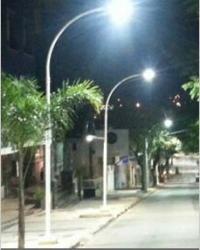 Prefeitura lan�a edital para ilumina��o