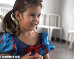 Carnaval também é para as crianças