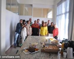 Sete médicos cubanos são apresentados