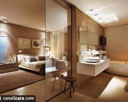 Integração chega aos banheiros e dormitórios