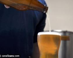 Todo o sabor do puro malte na cerveja
