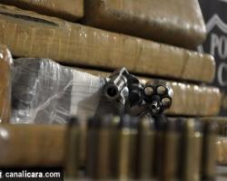 Polícia Civil apreende 25kg de maconha