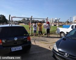 Demboski estreia com vitória no Aspirante