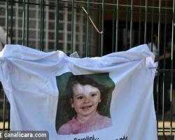Tio-avô de Carolini é condenado a 23 anos