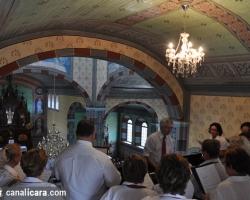 Igreja da Misericórdia recebe primeira missa
