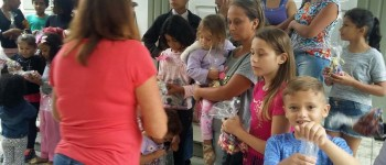 Família Feliz inicia campanha de Páscoa