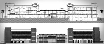 Município disponibiliza projeto para licitação da ampliação do Paço Municipal