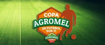 Copa Agromel abre inscrições para equipes de base Sub-11