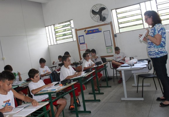 Içara realiza OBMEP na Escola