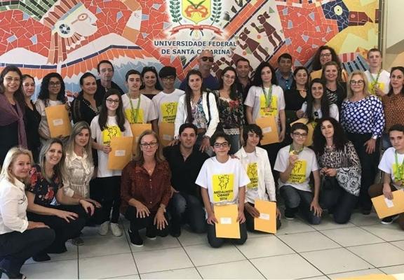 Içara se destaca na Olimpíada Brasileira de Matemática com 13 premiações