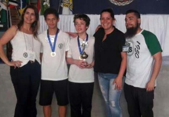 EEB Maria da Glória vence Feira Regional de Ciências e Tecnologia