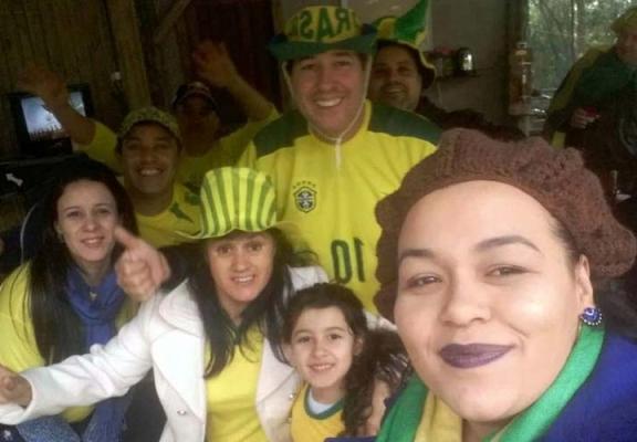Internautas estão otimistas com a Seleção Brasileira de Futebol
