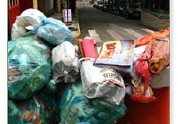 Mais de 50% dos internautas demonstram consciência com a separação do lixo