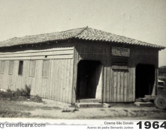 1964: Cinema São Donato
