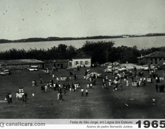 1965: Festa de São Jorge em Lagoa dos Esteves