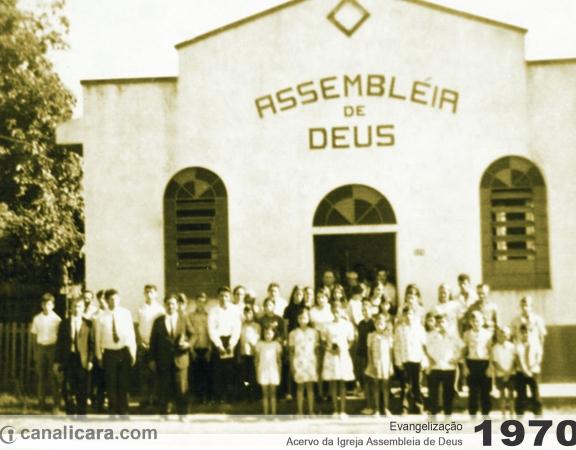 1970: Evangelização