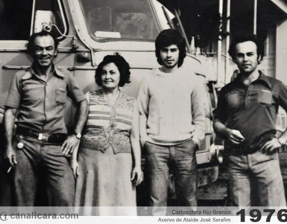 1976: Carbonífera Rio Branco