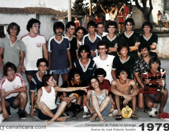 1979: Campeonato de Futsal do Ipiranga