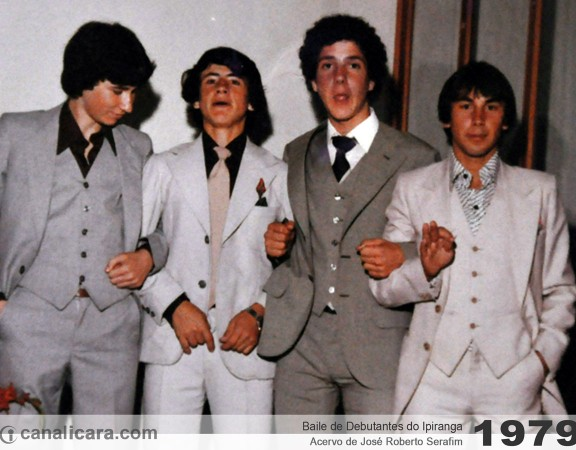 1979: Baile de Debutantes do Ipiranga