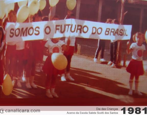 1981: Dia das Crianças