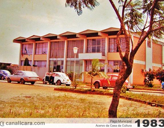 1983: Paço Municipal