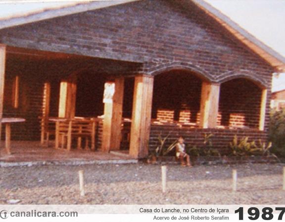 1987: Casa do Lanche