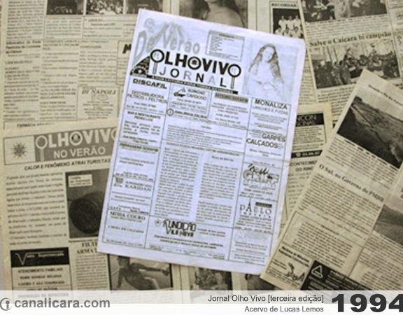 1994: Jornal Olho Vivo