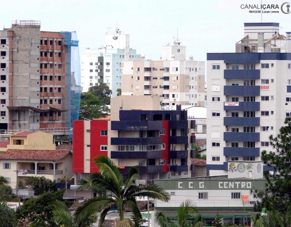 Centro de Içara (2009)
