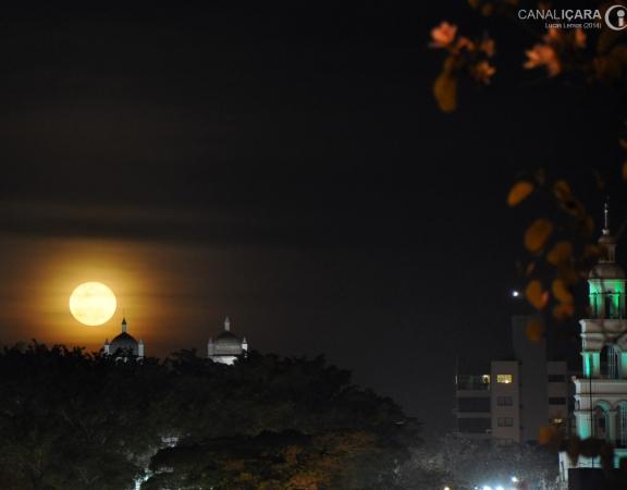 Lua Cheia (09/08/2014)